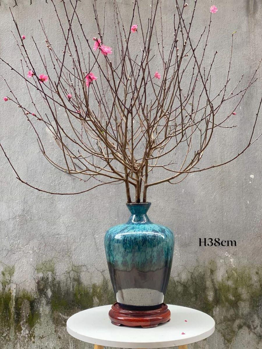 Lọ hoa gốm Bát Tràng cho Tết 2021 mới nhất - Gốm Sứ Bát Tràng
