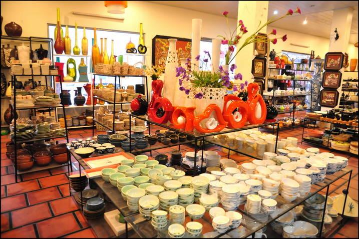 Cùng cửa hàng Gốm Sứ Bát Tràng tìm hiểu về sản phẩm gốm sứ